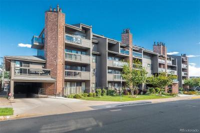 Denver Condo/Townhouse Under Contract: 350 Detroit Street #213