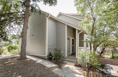 Aurora Condo/Townhouse Under Contract: 13666 East Evans Avenue