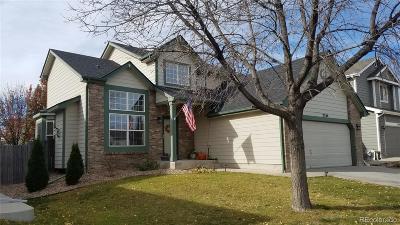 Broomfield Single Family Home Under Contract: 2764 Canossa Drive