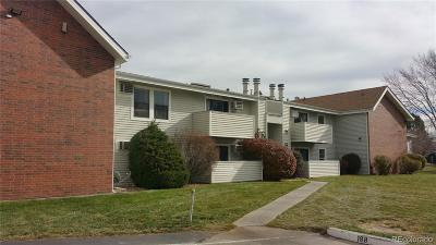 Denver Condo/Townhouse Under Contract: 10150 East Virginia Avenue #12-105