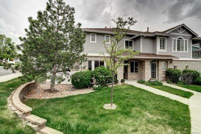 Highlands Ranch Condo/Townhouse Under Contract: 60 Whitehaven Circle
