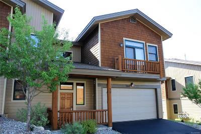 Steamboat Springs Condo/Townhouse Active: 1518 Moraine Circle