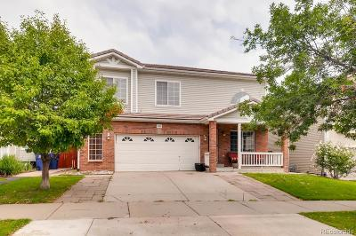 Denver Single Family Home Under Contract: 20381 East 48th Place