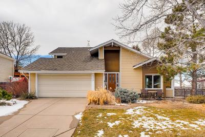 Centennial Single Family Home Under Contract: 8249 South Kearney Street