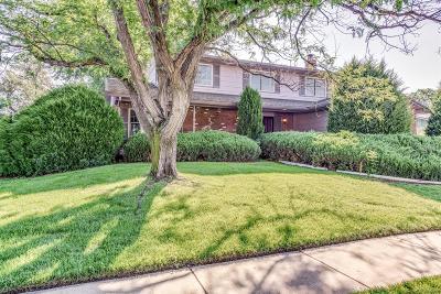 Single Family Home Active: 3256 South Geneva Street