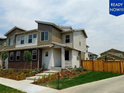 Denver Condo/Townhouse Active: 9439 East 58th Place