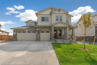 Broomfield Single Family Home Under Contract: 17160 Lipan Drive