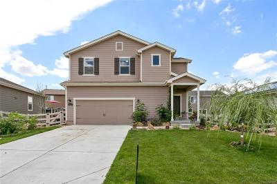 Dacono Single Family Home Active: 5611 Legacy Parkway Parkway