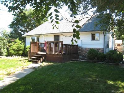 Adams County Single Family Home Active: 6600 Doris Court