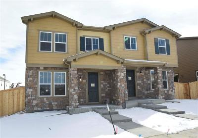 Aurora Condo/Townhouse Active: 7601 South Yakima Court