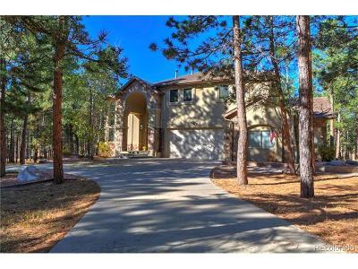 Monument Single Family Home Active: 754 Piney Ridge Way