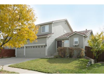 Denver Single Family Home Active: 20376 East 41st Place