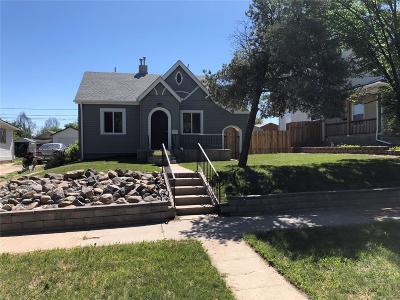 Denver Single Family Home Active: 24 South Hazel Court