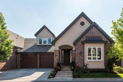 Aurora, Denver Single Family Home Active: 8572 East Iliff Drive