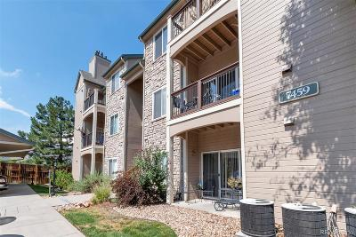 Littleton Condo/Townhouse Under Contract: 7459 South Alkire Street #201