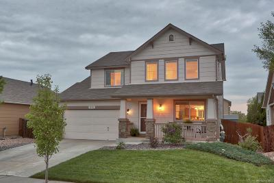 Commerce City Single Family Home Under Contract: 11411 Ironton Street
