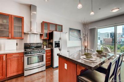 Condo/Townhouse Under Contract: 1440 Little Raven Street #403