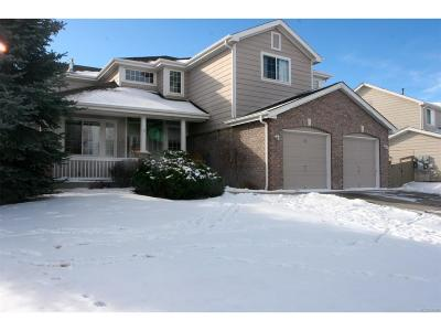 Lafayette Single Family Home Under Contract: 485 Whitetail Circle