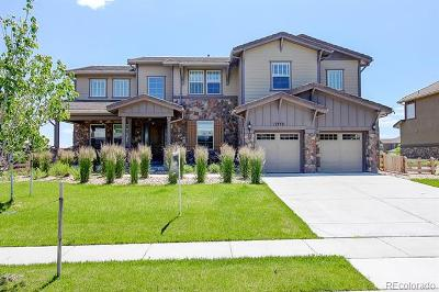 Broomfield Single Family Home Active: 1350 Eversole Drive