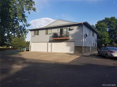 Lakewood Single Family Home Active: 7309 West Hampden Avenue #2802