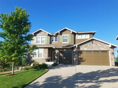 Aurora Single Family Home Under Contract: 24521 East Ontario Drive