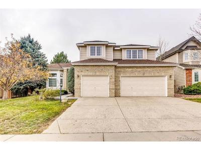Centennial Single Family Home Active: 15596 East Powers Drive
