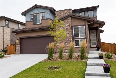Parker Single Family Home Under Contract: 10904 Touchstone Loop