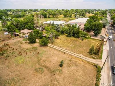 Cameo Estates Residential Lots & Land Active: 10815 West 72nd Avenue