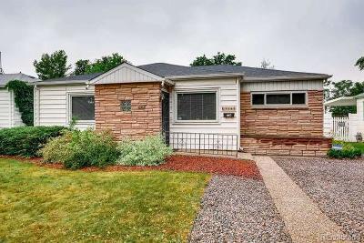 Aurora CO Single Family Home Active: $279,950
