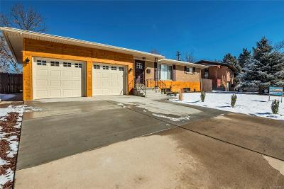 Single Family Home Active: 10435 West 18th Avenue