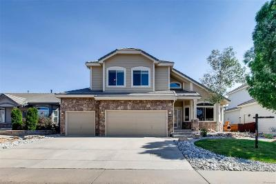 Highlands Ranch Single Family Home Under Contract: 3156 White Oak Lane