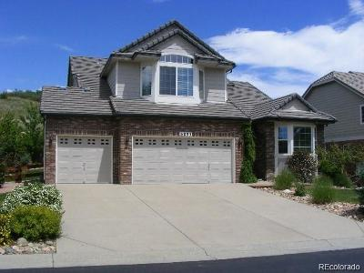 Castle Pines Single Family Home Under Contract: 6893 Esperanza Drive
