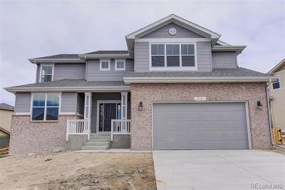 Castle Rock Single Family Home Active: 575 Sage Grouse Circle