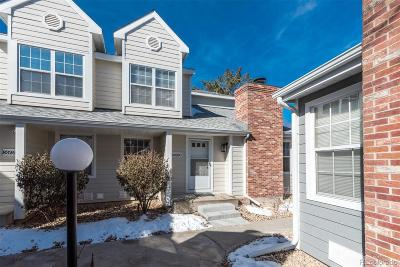 Arvada Condo/Townhouse Active: 8326 West 87th Drive #C