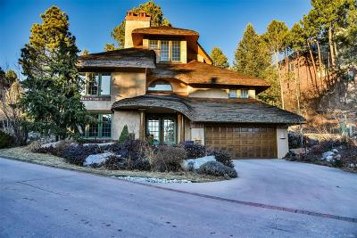 Castle Rock Single Family Home Active: 4410 Orofino Place