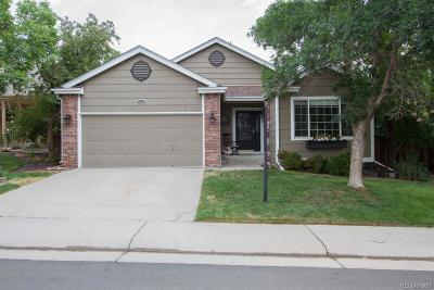 Highlands Ranch Single Family Home Active: 9558 High Cliffe Street