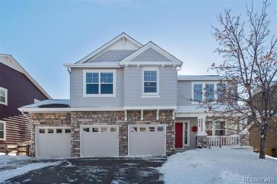 The Meadows Single Family Home Active: 4670 Cedar Glen Place