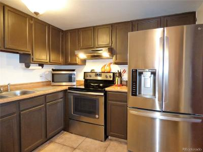 Thornton Condo/Townhouse Under Contract: 4934 East 124th Way