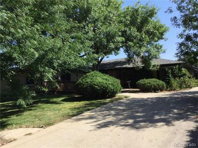 Jefferson County Multi Family Home Active: 4370 Ingalls Street