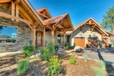 Colorado Springs Single Family Home Active: 6955 White Fir Lane