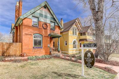 Denver Single Family Home Active: 3369 West Hayward Place