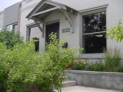 Condo/Townhouse Under Contract: 2845 Umatilla Street