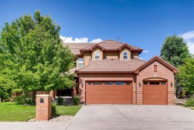 Westminster Single Family Home Active: 2761 Ranch Reserve Lane