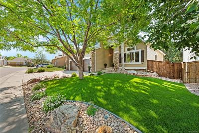 Highlands Ranch Single Family Home Under Contract: 9302 Desert Willow Road