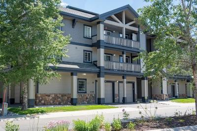 Steamboat Springs Condo/Townhouse Active: 3325 Columbine Drive #1108