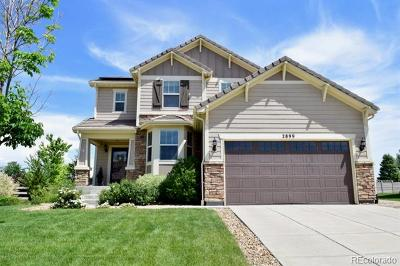 Broomfield Single Family Home Active: 2899 Trinity Loop