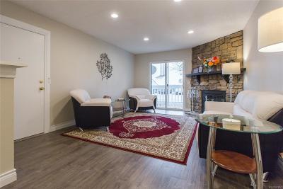 Denver Condo/Townhouse Under Contract: 8555 Fairmount Drive #A105