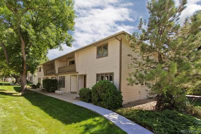 Longmont Condo/Townhouse Under Contract: 2118 Collyer Street #E
