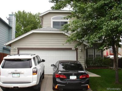 Broomfield Single Family Home Active: 3765 West 126th Avenue