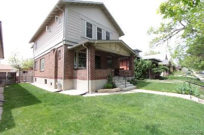 Denver Single Family Home Active: 2671 Irving Street